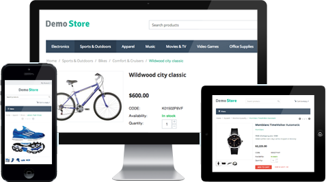 Shopping Cart Software Solutions for eCommerce Sites