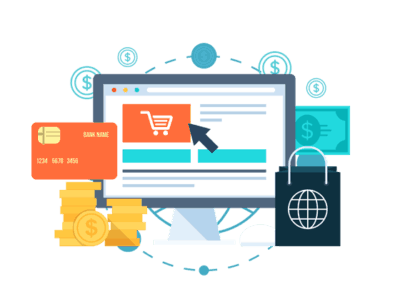 What is ecommerce (electronic commerce)? Shopping carts for Profit